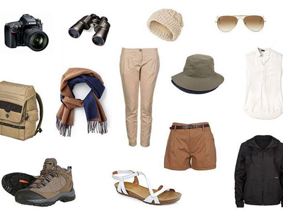 What to wear on safari in Masai Mara