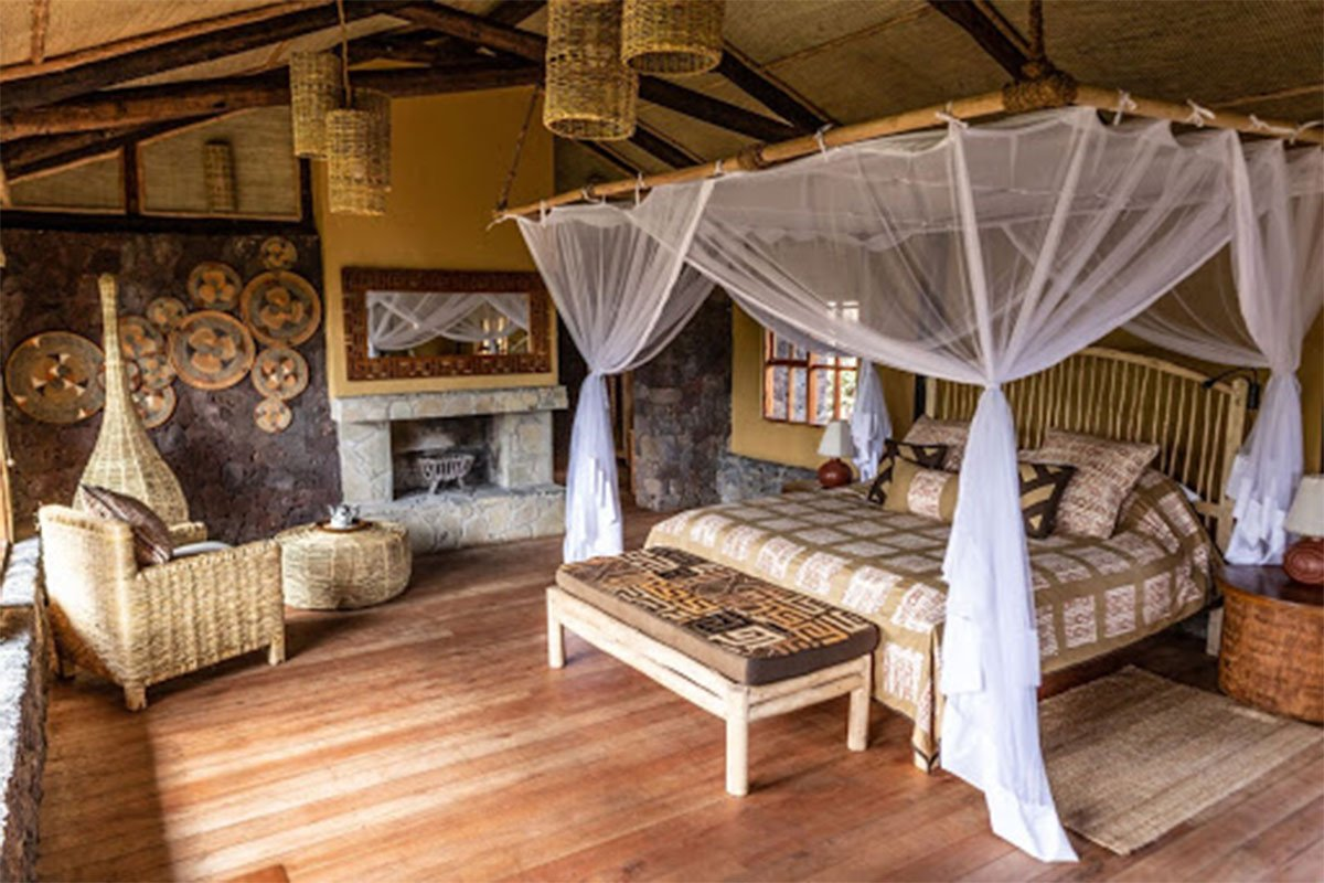 Where to stay and lodges in Mgahinga
