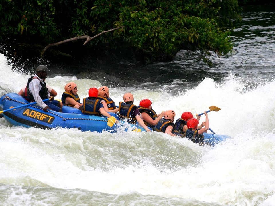adventure tours in jinja- Uganda