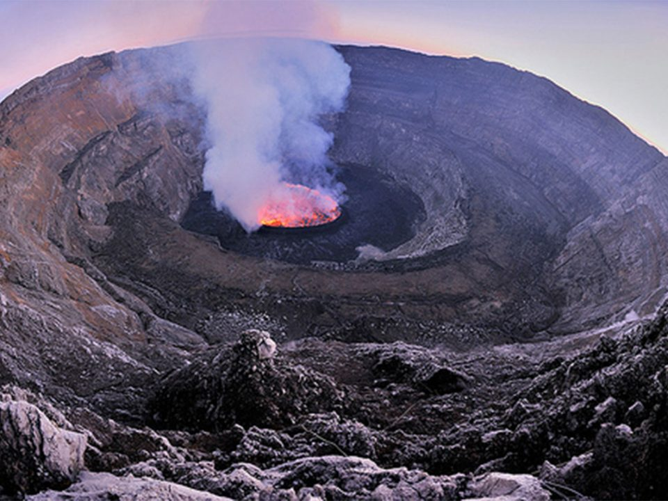 When is the best time to hike Nyiragongo volcano